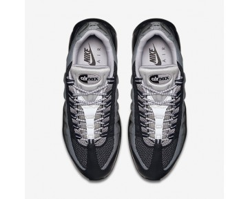 Nike Air Max 95 Essential Mens Shoes Black/Anthracite/Cool Grey/Wolf Grey Style: 749766-014
