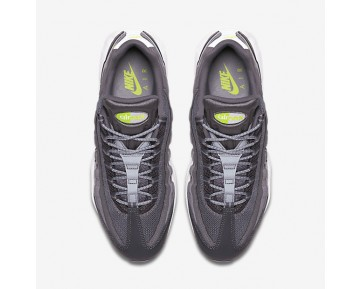 Nike Air Max 95 Essential Mens Shoes Anthracite/Anthracite/Dark Grey/Volt Style: 749766-019