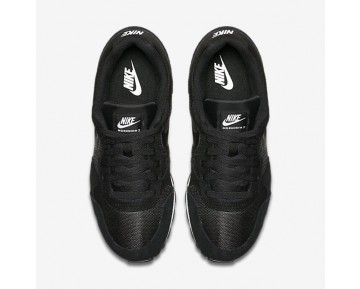 Nike MD Runner 2 Womens Shoes Black/White/Black Style: 749869-001