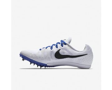 Nike Zoom Rival M 8 Unisex Shoes White/Racer Blue/Black Style: 806555-100