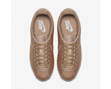 Nike Classic Cortez Metallic Womens Shoes Metallic Red Bronze/Summit White/Metallic Red Bronze/Metallic Red Bronze Style: 807471-900