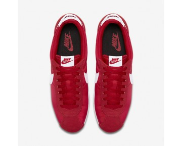 Nike Classic Cortez Nylon Mens Shoes University Red/Black/White Style: 807472-600