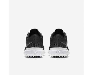 Nike Lunar Empress 2 Womens Shoes Black/White/Metallic Silver Style: 819040-001
