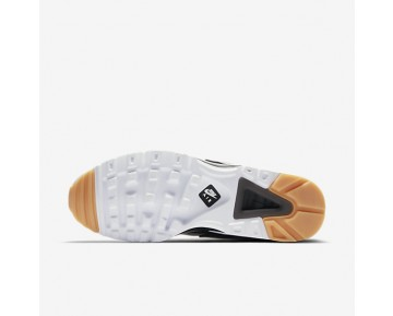 Nike Air Max BW Ultra Mens Shoes Pale Grey/White/Gum Yellow/Black Style: 819475-007