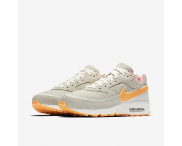 Nike Air Max BW Premium Mens Shoes Phantom/Light Bone/Arctic Orange/Gum Yellow Style: 819523-002
