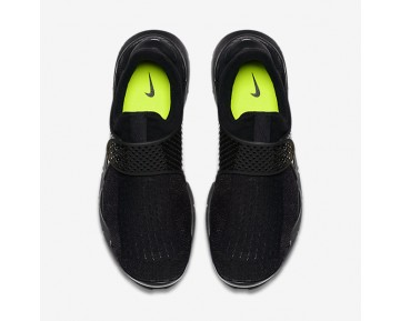 Nike Sock Dart Mens Shoes Black/Volt/Black Style: 819686-001