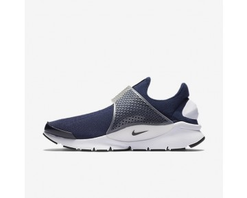 Nike Sock Dart Mens Shoes Midnight Navy/Medium Grey/White/Black Style: 819686-400