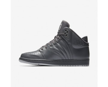 Jordan 1 Flight 4 Mens Shoes Dark Grey/Reflect Silver/Wolf Grey Style: 820135-005