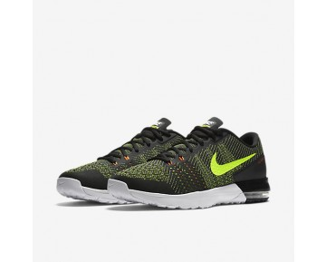 Nike Air Max Typha Mens Shoes Black/Total Orange/White/Volt Style: 820198-078