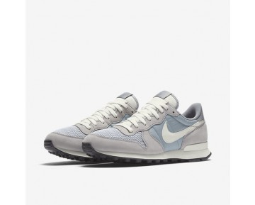 Nike Internationalist Mens Shoes Wolf Grey/Sail/Sail Style: 828041-015