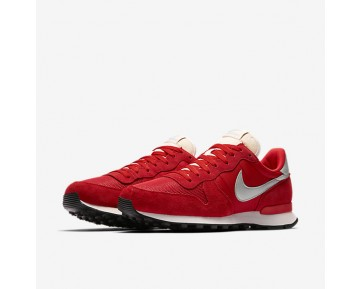 Nike Internationalist Mens Shoes University Red/Summit White/Black/Metallic Silver Style: 828041-601