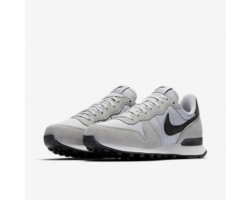 Nike Internationalist Womens Shoes Wolf Grey/Summit White/Black Style: 828407-008