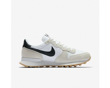 Nike Internationalist Womens Shoes Summit White/Gum Yellow/Black Style: 828407-100