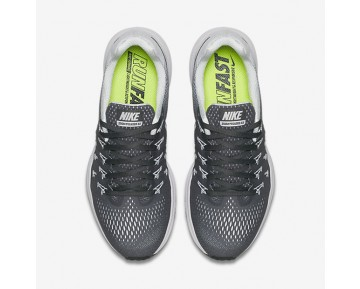 Nike Air Zoom Pegasus 33 Womens Shoes Dark Grey/White/Black Style: 831356-002