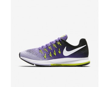 Nike Air Zoom Pegasus 33 Womens Shoes Hyper Grape/Hydrangeas/Black/White Style: 831356-502