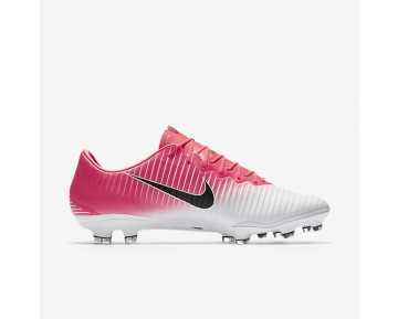 Nike Mercurial Vapor XI FG Mens Shoes Racer Pink/White/Black Style: 831958-601