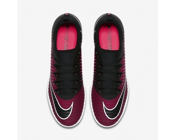 Nike MercurialX Finale II IC Mens Shoes Team Red/Racer Pink/White/Black Style: 831974-606