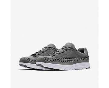 Nike Mayfly Woven Mens Shoes Cool Grey/Black/White Style: 833132-004