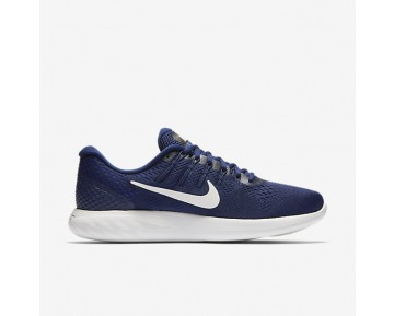 Nike LunarGlide 8 Mens Shoes Binary Blue/Black/Paramount Blue/Summit White Style: 843725-404