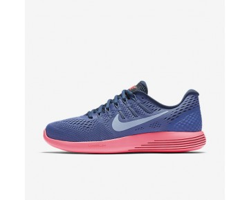 Nike LunarGlide 8 Womens Shoes Blue Moon/Racer Pink/Armoury Navy/Light Armoury Blue Style: 843726-408