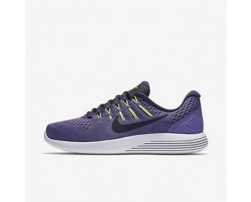 Nike LunarGlide 8 Womens Shoes Purple Earth/Dark Raisin/Volt/Purple Dynasty Style: 843726-502