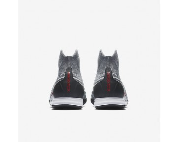 Nike MagistaX Proximo II IC Mens Shoes Cool Grey/Black/Wolf Grey/Varsity Red Style: 843957-060