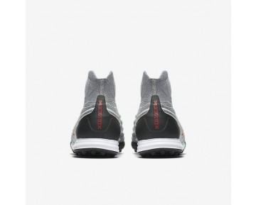 Nike MagistaX Proximo II TF Mens Shoes Cool Grey/Black/Wolf Grey/Varsity Red Style: 843958-060