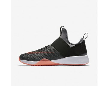 Nike Air Zoom Strong Womens Shoes Cool Grey/Black/Total Crimson Style: 843975-006