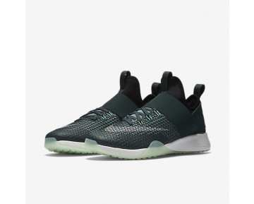 Nike Air Zoom Strong Womens Shoes Seaweed/Black/Green Glow/Summit White Style: 843975-300