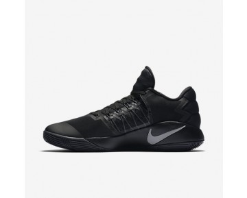 Nike Hyperdunk 2016 Low Mens Shoes Black/Anthracite/Metallic Silver Style: 844363-002