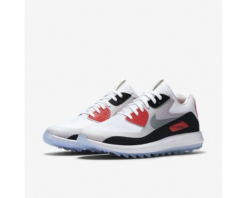 Nike Air Zoom 90 IT Mens Shoes White/Neutral Grey/Black/Cool Grey Style: 844569-101