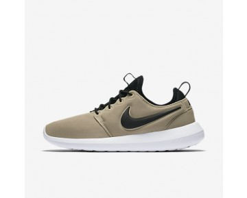 Nike Roshe Two Womens Shoes Khaki/Black/White/Black Style: 844931-200