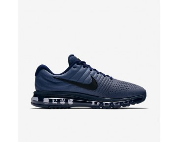 Nike Air Max 2017 Mens Shoes Binary Blue/Obsidian/Black Style: 849559-405