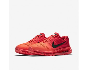 Nike Air Max 2017 Mens Shoes Bright Crimson/University Red/Black Style: 849559-602