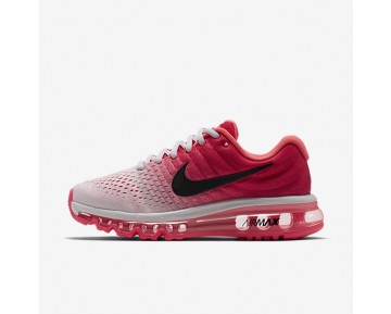Nike Air Max 2017 Womens Shoes Hot Punch/Hot Punch/Black Style: 849560-103