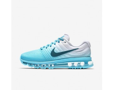 Nike Air Max 2017 Womens Shoes Polarised Blue/Legion Blue Style: 849560-403