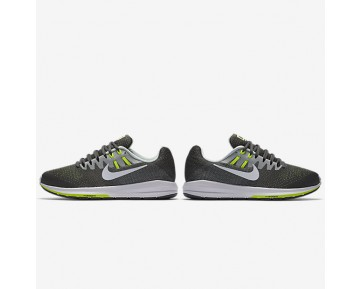 Nike Air Zoom Structure 20 Mens Shoes Dark Grey/Pure Platinum/Volt/White Style: 849576-007