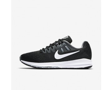Nike Air Zoom Structure 20 Womens Shoes Black/Cool Grey/Wolf Grey/White Style: 849577-003