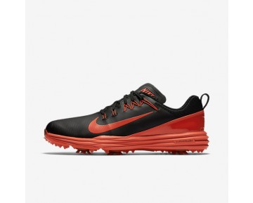 Nike Lunar Command 2 Mens Shoes Black/Max Orange Style: 849968-001