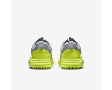 Nike Lunar Command 2 Mens Shoes Wolf Grey/Volt/White Style: 849968-003
