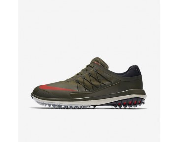 Nike Lunar Control Vapor Mens Shoes Cargo Khaki/Black/Light Bone/Max Orange Style: 849971-300