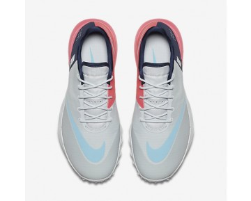 Nike FI Flex Womens Shoes Pure Platinum/Midnight Navy/Racer Pink/Vivid Sky Style: 849973-001