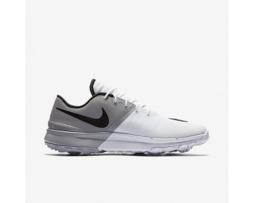 Nike FI Flex Womens Shoes White/Anthracite/Wolf Grey/Black Style: 849973-101