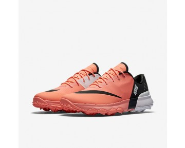 Nike FI Flex Womens Shoes Lava Glow/White/Anthracite Style: 849973-600