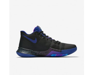 Kyrie 3 Mens Shoes Black/Photo Blue/Deep Royal Blue Style: 852395-003