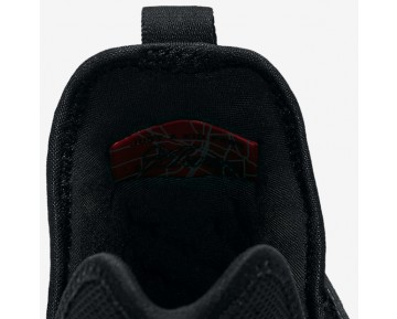 LeBron XIV Mens Shoes Black/University Red/Black Style: 852405-004