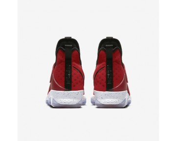 LeBron XIV Mens Shoes University Red/White/Black Style: 852405-600