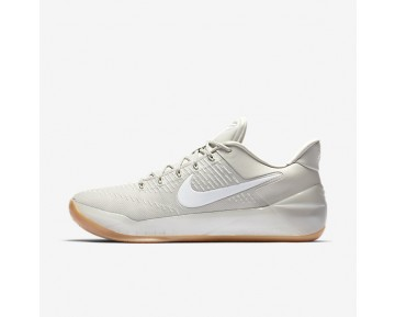 Kobe A.D. Mens Shoes Light Bone/Pale Grey/Vivid Sky/White Style: 852425-011