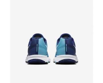 Nike Air Zoom Span Mens Shoes Deep Royal Blue/Chlorine Blue/Paramount Blue/White Style: 852437-400