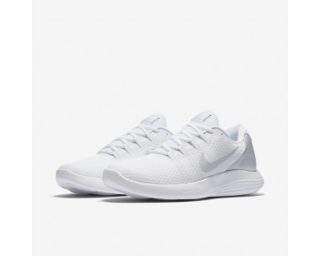 Nike LunarConverge BTS Mens Shoes White/Wolf Grey/Pure Platinum Style: 852462-100